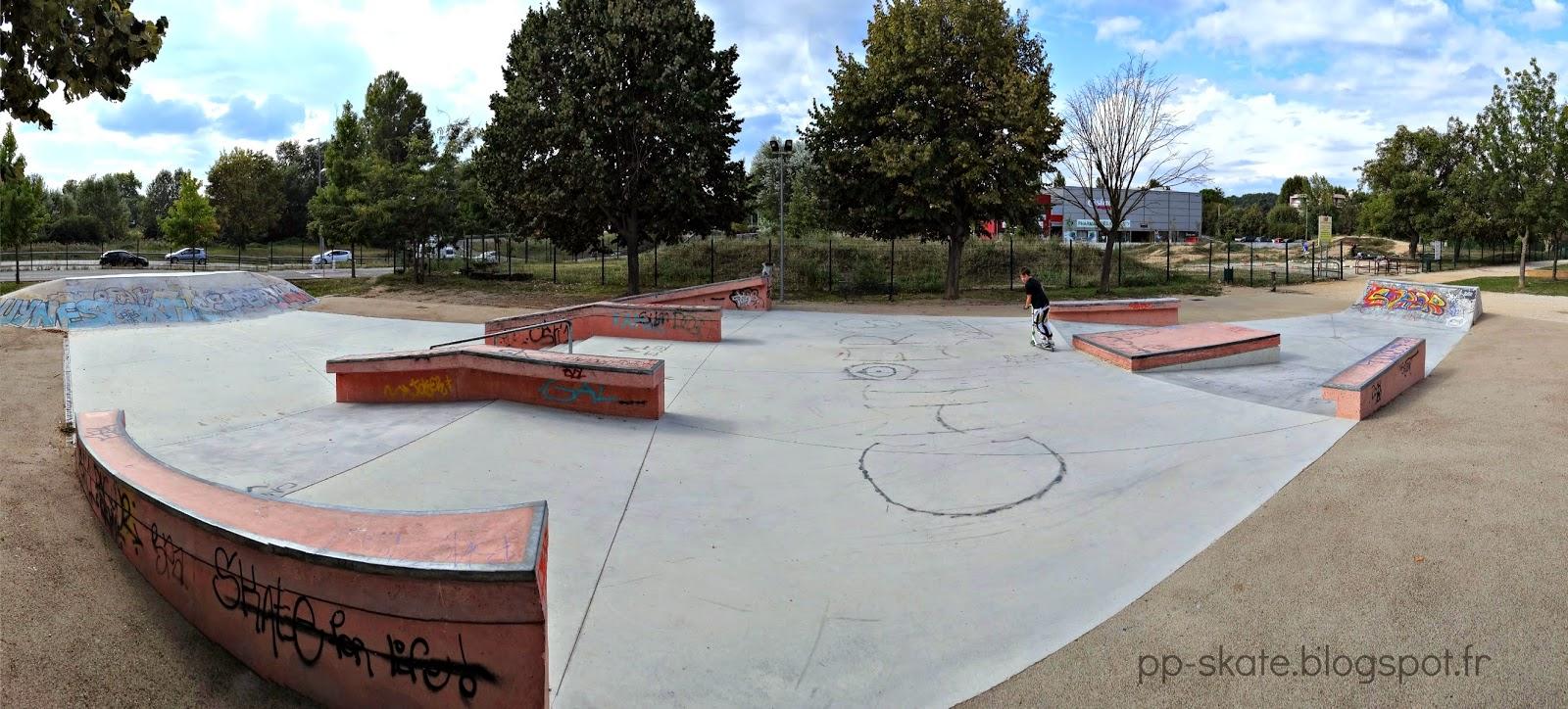 skatepark Luynes