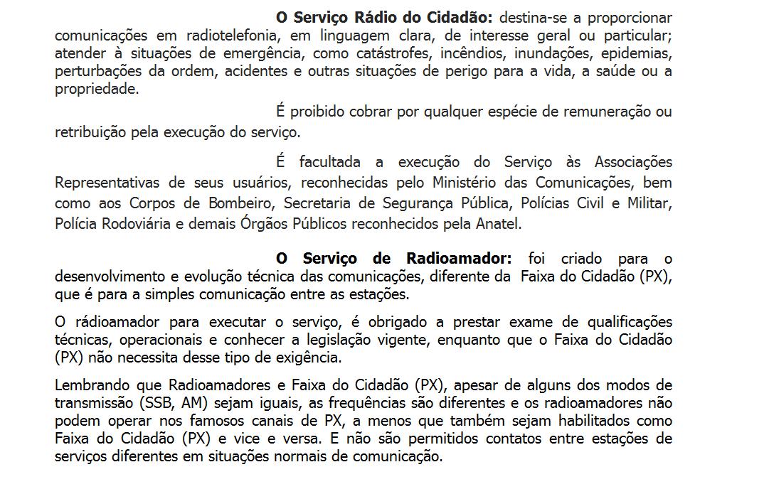 DEFINIÇÕES DE SERVIÇOS