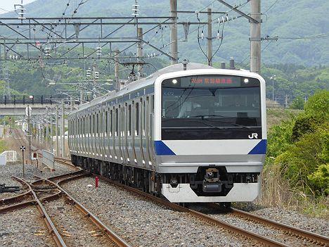 常磐線直通 E531系