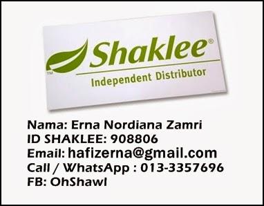 ID SHAKLEE SAYA 908806