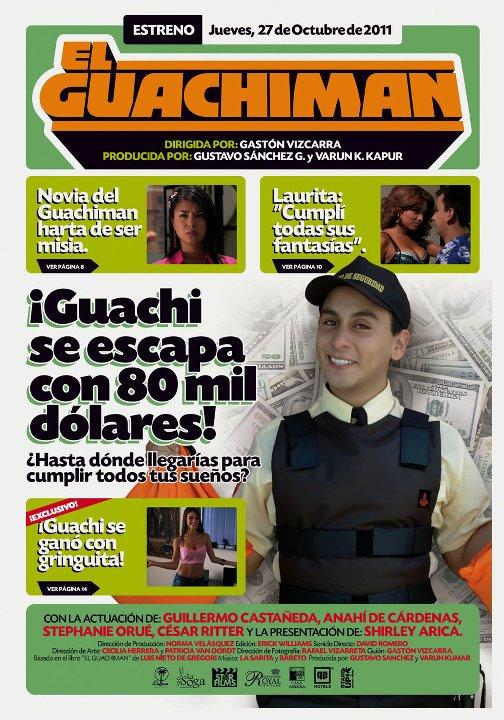 Ver El Guachimán Online