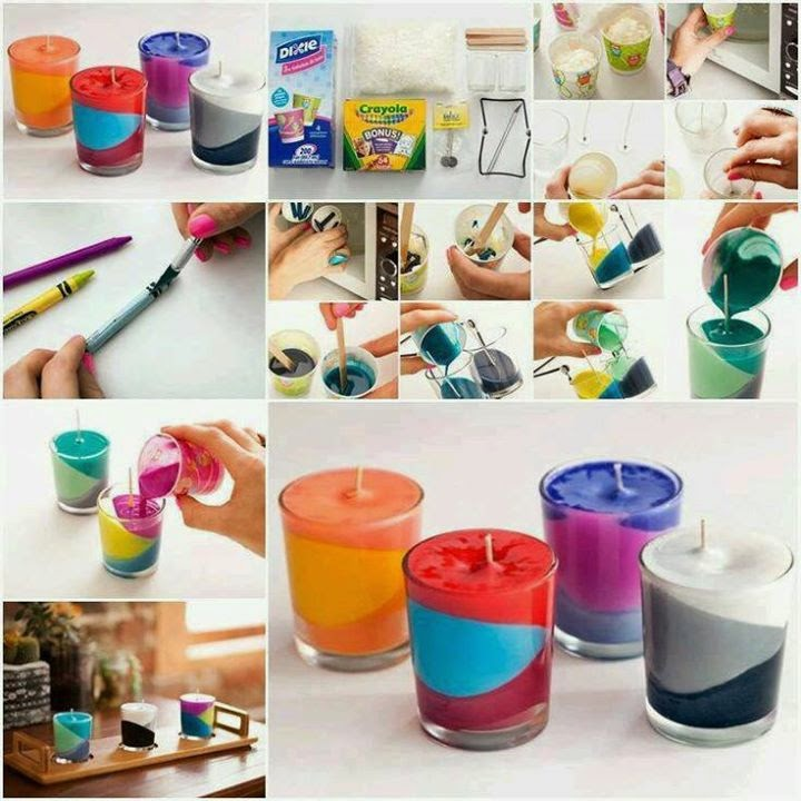Candles To Light up Your Day