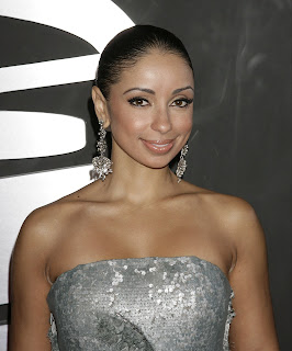 Mya Harrison at the Grammy