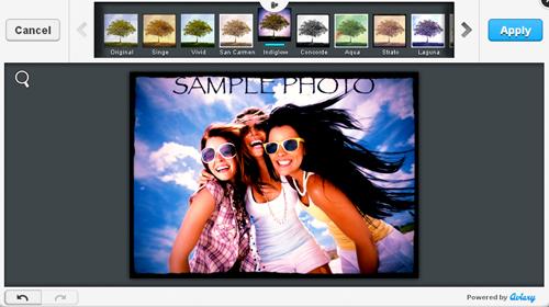 Photo zoe editor retoca y agrega efectos a tus for Editor de fotos efectos