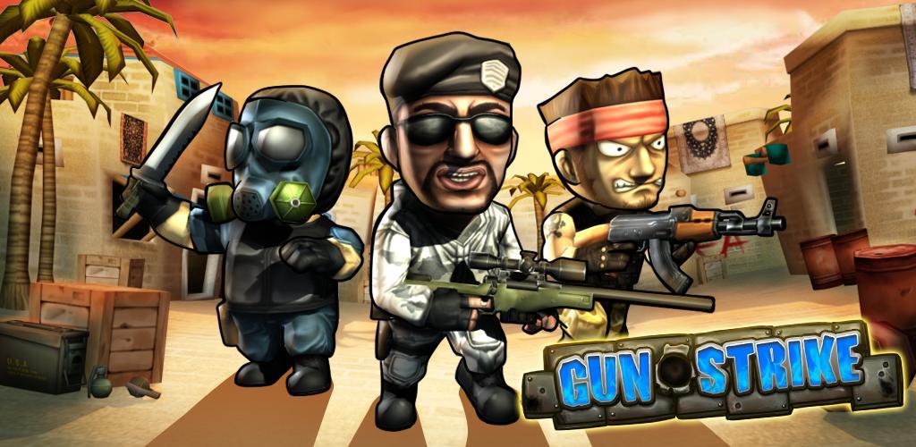 Gun Strike APK Mod (dinero ilimitado)