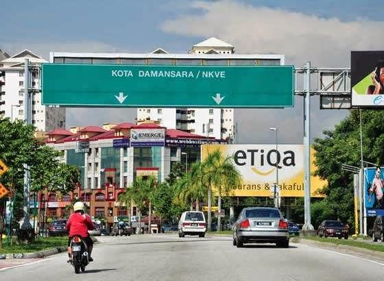Kota Damansara Kereta Sewa