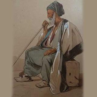 पुलिया पर बैठा बूढ़ा - प्रेम शर्मा