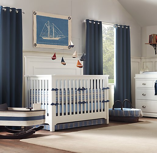 Copy Cat Chic: Restoration Hardware Baby and Child Marlowe Crib