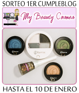Concurso en My Beauty Corner