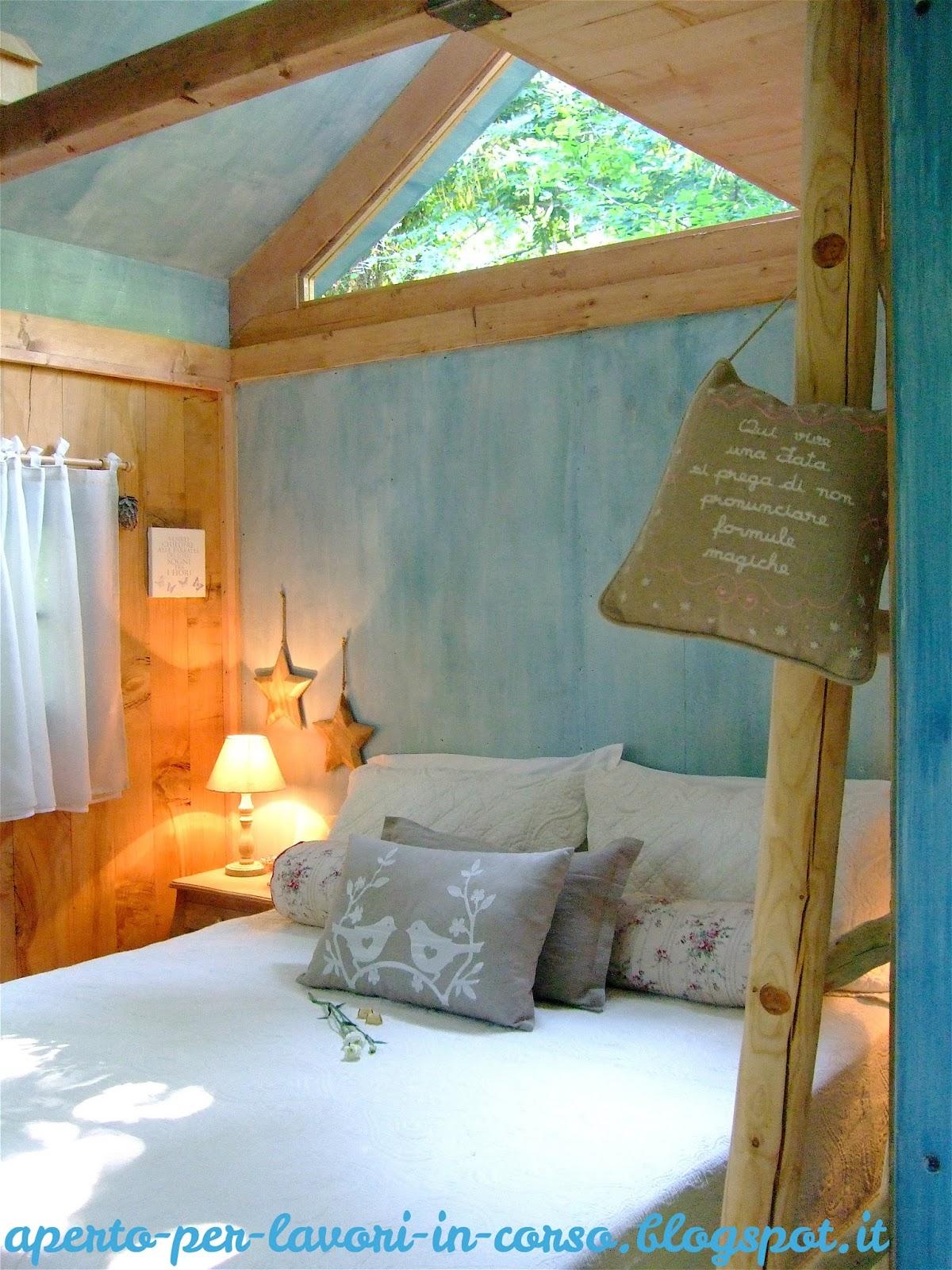 Il blog di laura provati per voi bed breakfast il - Casa profumatissima ...