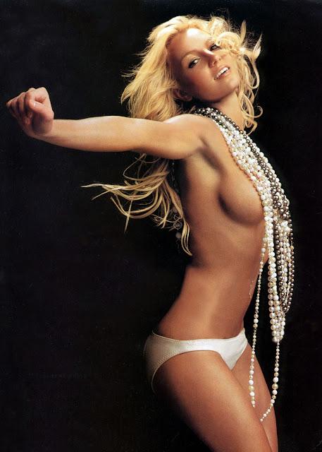 Naked celebrities - Nude Britney Spears