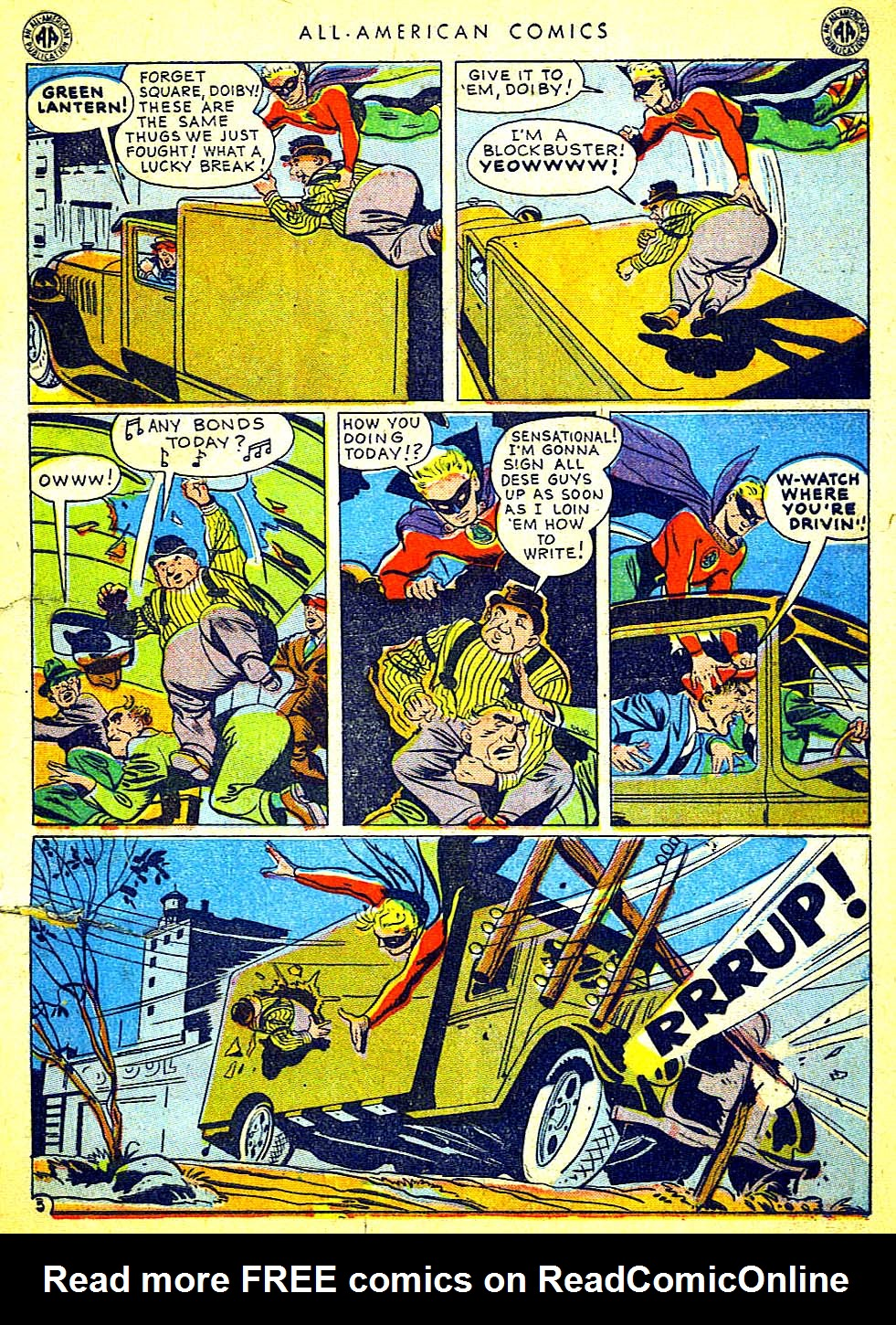 Read online All-American Comics (1939) comic -  Issue #65 - 7