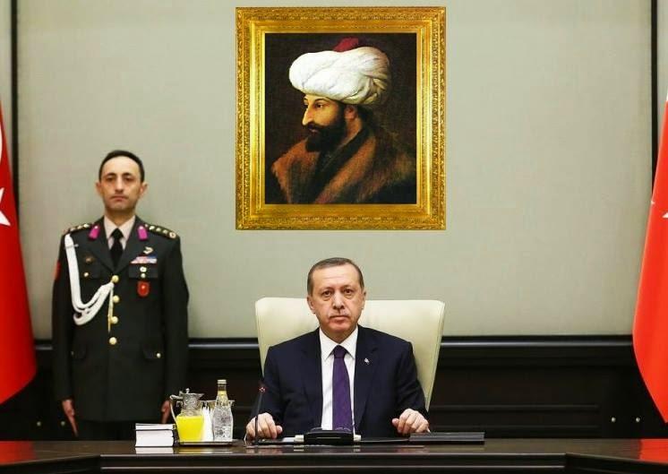 Hasil gambar untuk muhammad al fatih, erdogan