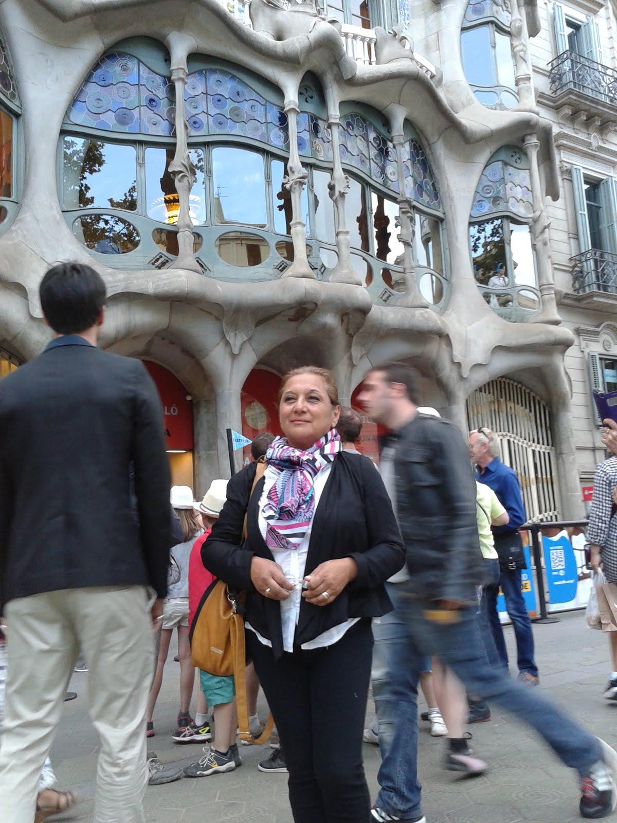 En Barcelona, España.