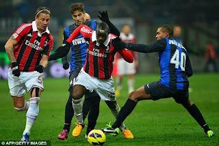 AC Milan 1 - 1 Inter Milan