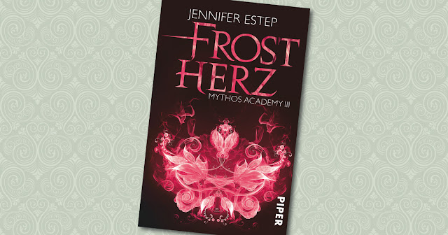 Frostherz Jennifer Estep Piper Cover