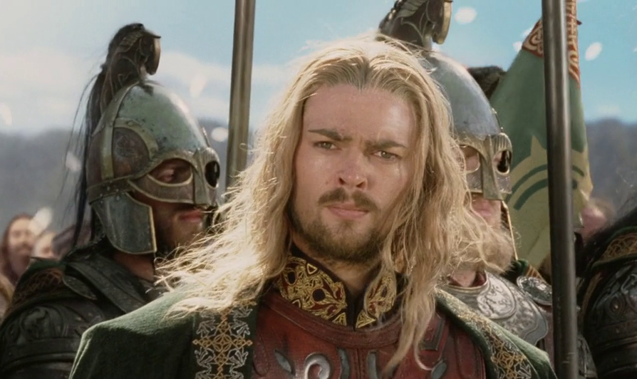 Eomer Lord Of The Rings Actor