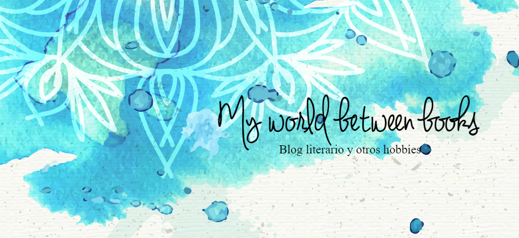 My World Between Books