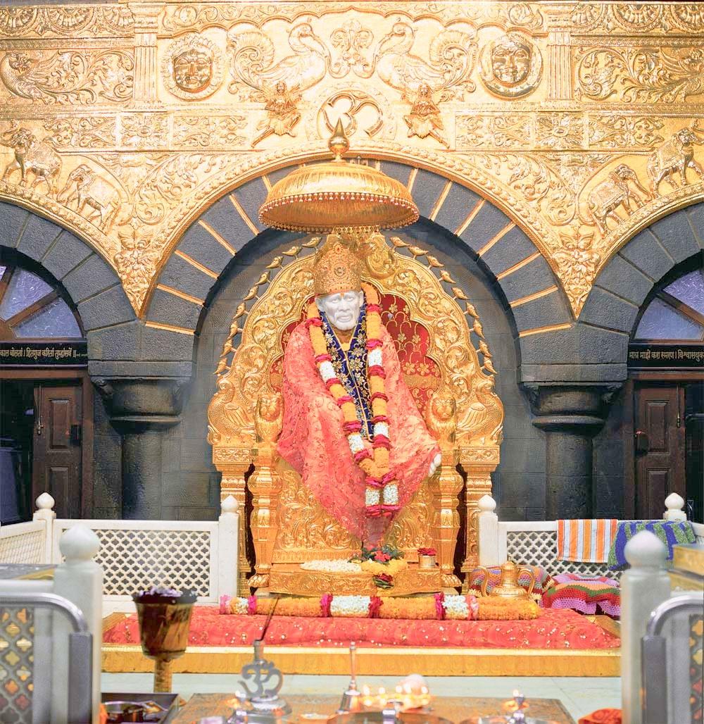 shirdi sai baba temple shirdi saibaba. Black Bedroom Furniture Sets. Home Design Ideas