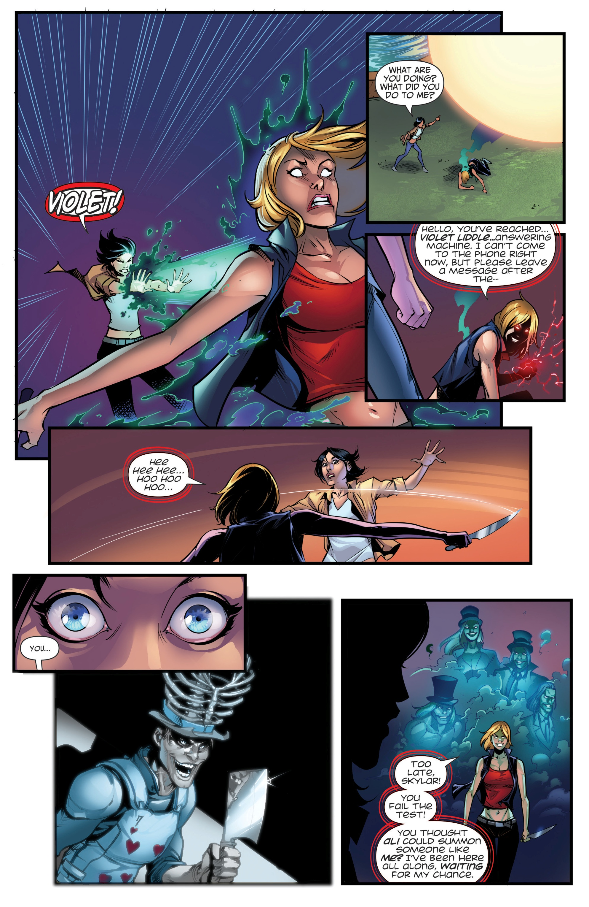 Grimm Fairy Tales (2005) Issue #111 #114 - English 11