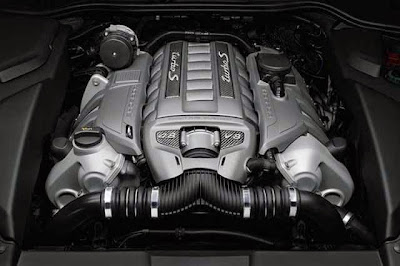 2016 porsche cayenne Engine