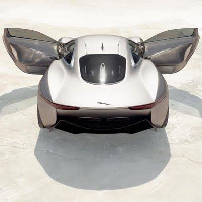Car Jaguar C-X75 download free wallpapers for Apple iPad