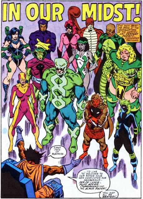 Società dei Serpenti 1986