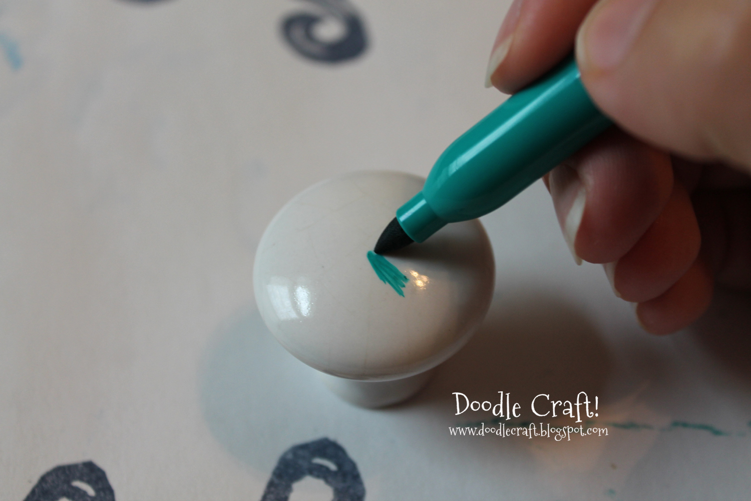 how to fix a dried out sharpie