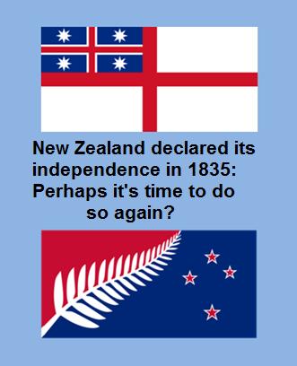 NZ Independence