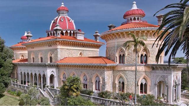 Palácio Monserrate em Sintra