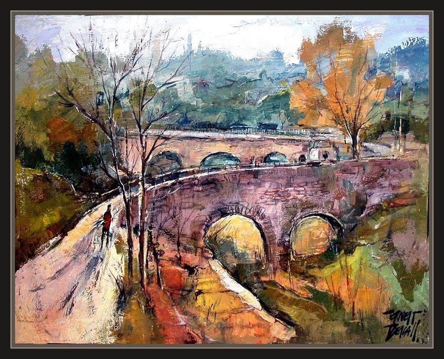 Ernest descals la historia del pintor - Trabajo de pintor en barcelona ...