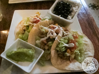 Image of Fish tacos at the Turtle Club in Hoboken, NJ