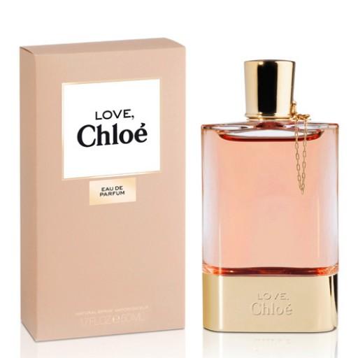 New Love Chloe By Chloe Eau De Parfum Spray Full Size Retail