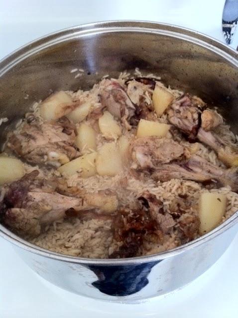 Swahili mom kitchen pilau ya kuku chicken pilau tanzanian recipe forumfinder Choice Image