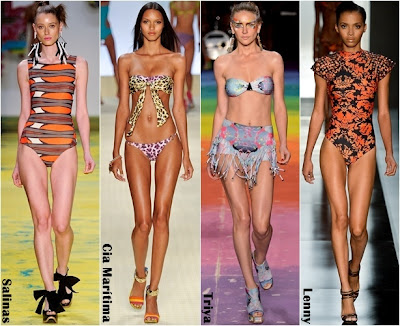 2013 Spring - Summer Trends for Women