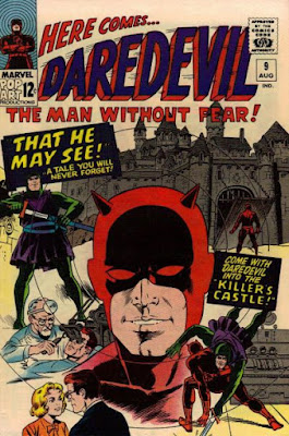 Daredevil #9, Wally Wood