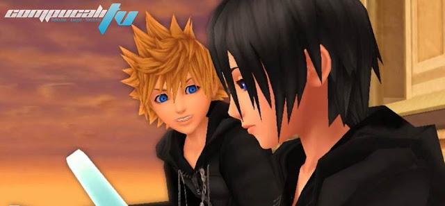 Kingdom Hearts HD 1.5 PS3 Region Free