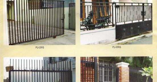 pagar kanopi desain pagar minimalis untuk rumah minimalis
