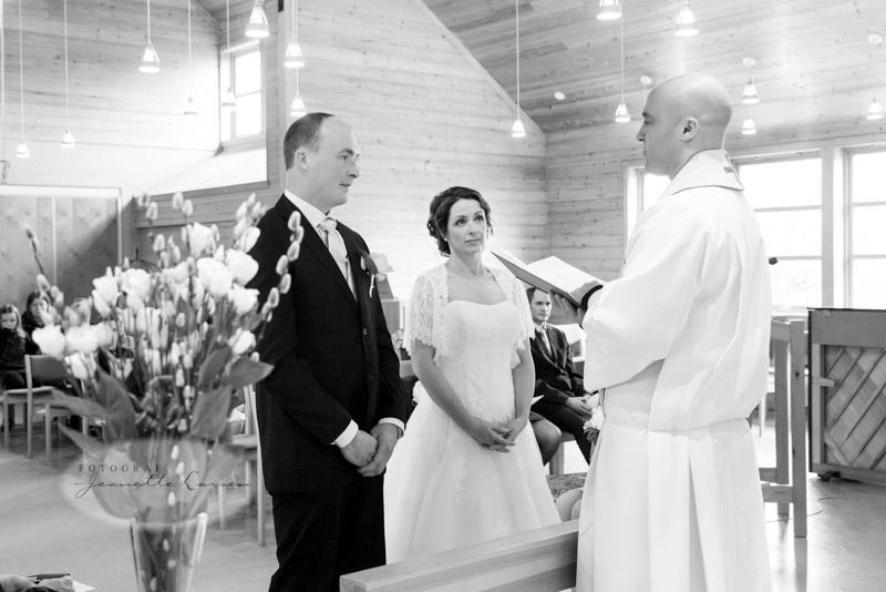 Fogn, bryllup,