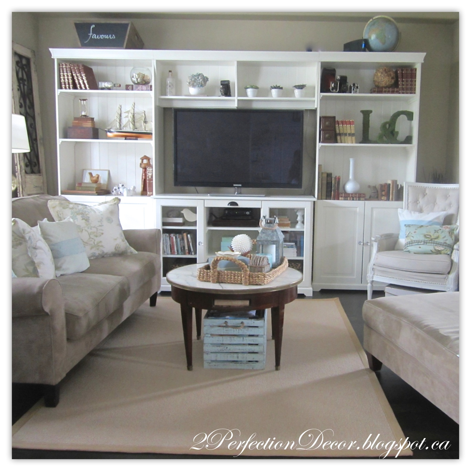 2perfection decor our summer living room for M s living room accessories