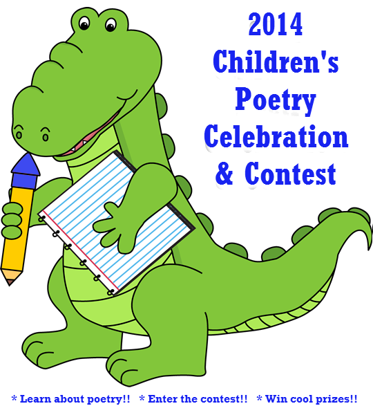 2014 Children's Poetry Celebration & Contest!!