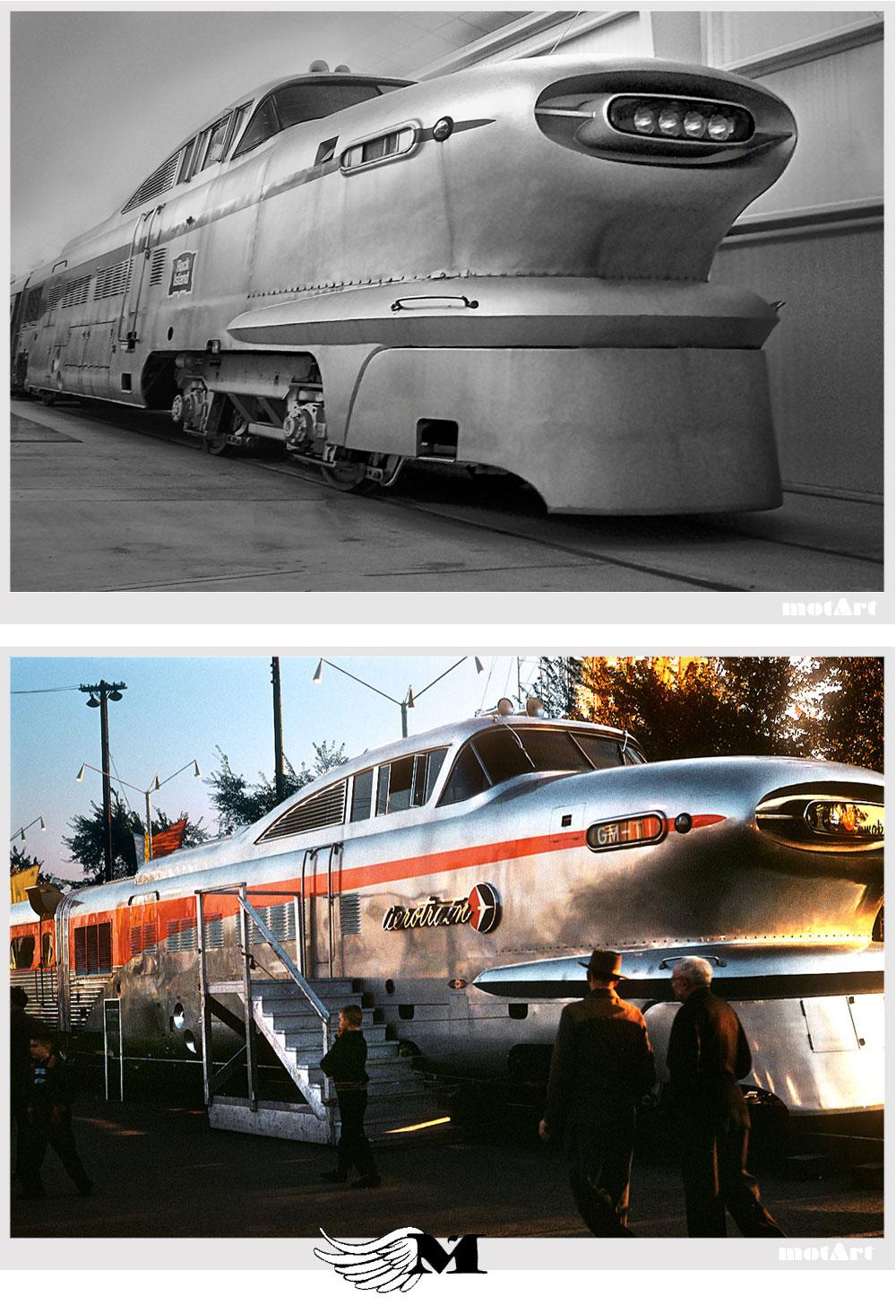 MotArt: Aerotrain (