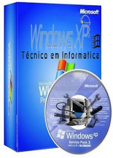 Br7Ux Download Windows XP SP3 para T&eacute;cnicos em Inform&aacute;tica