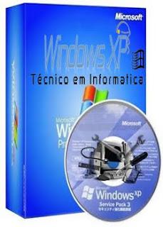 Br7Ux Download Windows XP SP3 para Técnicos em Informática