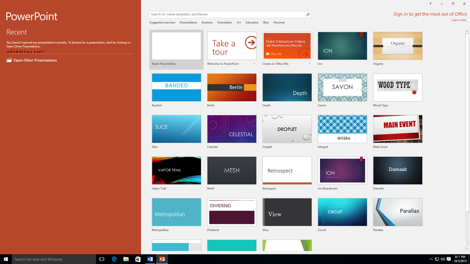 how to download microsoft powerpoint 2016 free