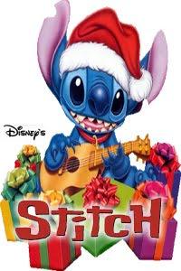 Stitch e o Pai Natal  PT-PT Stitch_Natal