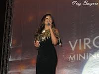 Ning Baizura singing
