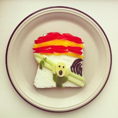 Munch Toast