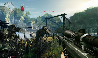 ghost warrior gold full version gratis   blog cheat dan password games