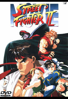 Street Fighter II : O Filme Animado